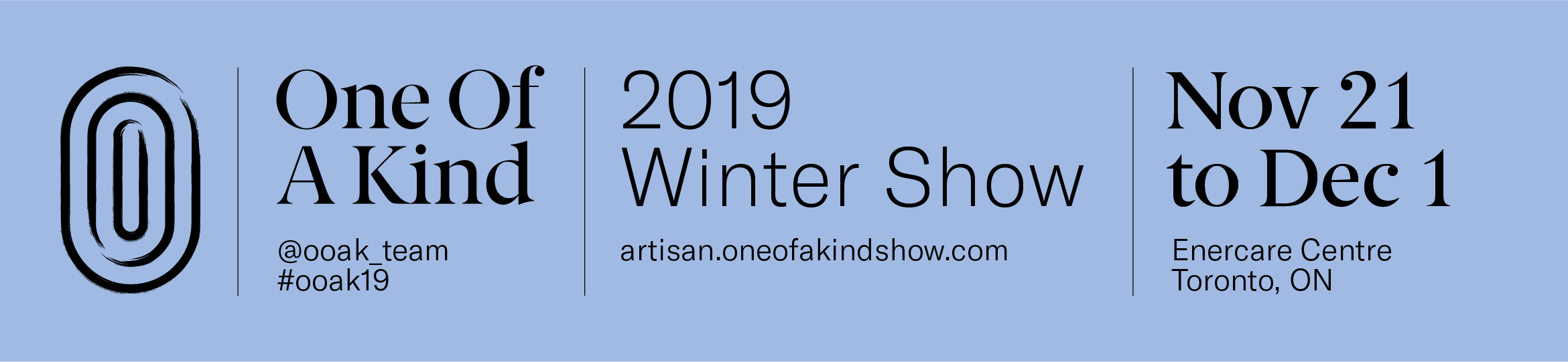 ONE OF A KIND WINTER SHOW