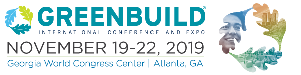 Greenbuild 2019 - Nov. 19-22 in Atlanta, GA